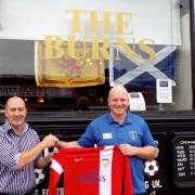 Glenburn MWFC Amateurs_burns strip